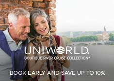 2019 Boutique River Cruises – Save up to 10% When You Book Early!