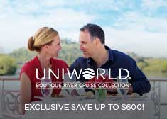 Exclusive World's Largest Cruise Sale – Savings valued up to $3,038!