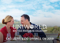 Avoya Advantage Exclusive – Save up to $7,998 on 2019 Sailings!
