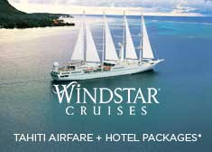 Tahiti Airfare and Hotel Packages!