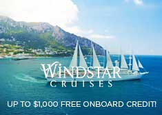 Up to $1,000 Free Onboard Credit!