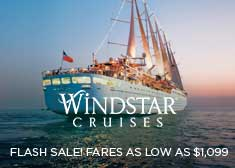 Flash Sale – Luxury Yacht Fares as low as $1,099!