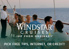 Star Perks – Choice of Free Gratuities, up to $1,000 Free Onboard Credit OR Free Internet Package!