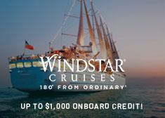 Windstar Cruises Deal