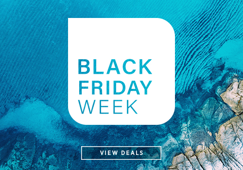 Check out our Exclusive Black Friday Week Deals Now!