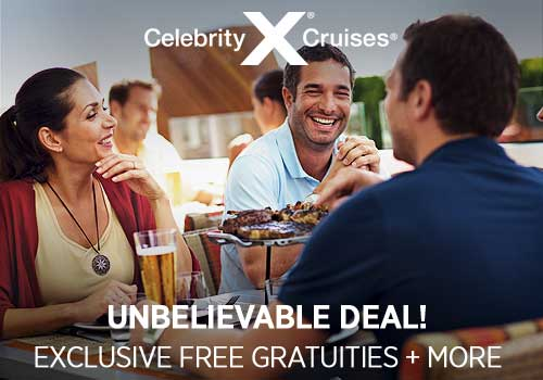 Avoya Advantage Exclusive – Free Gratuities, up to $700 Free Onboard Credit, Free Beverage Package, Save up to $400 AND More!