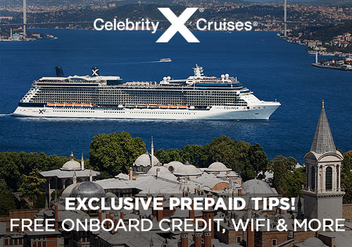 Avoya Advantage Exclusive – Up to $750 Free Onboard Credit, Free Gratuities, Free Beverage Package, Free Unlimited Internet PLUS More!