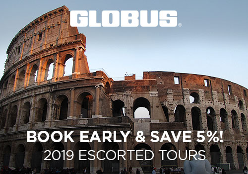 Save 5% on 2019 Escorted Tours!