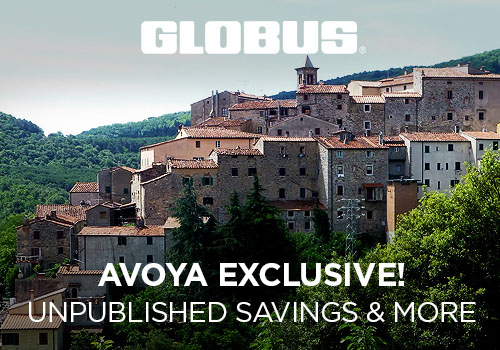 Avoya Advantage Exclusive – Save up to $700 on 2019 Escorted Tours!