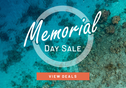 Check out our Exclusive Memorial Day Sale Deals! Free Onboard Credit, Beverage Packages PLUS More!