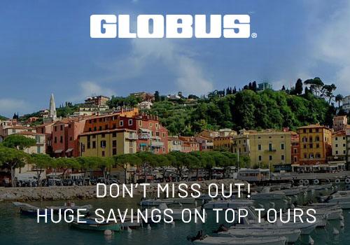 Globus Family of Brands Tour Deals