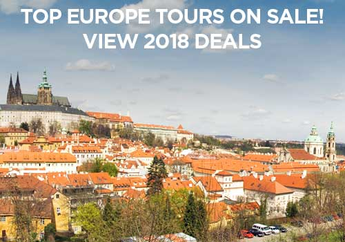Hot Deals on Top Europe Itineraries