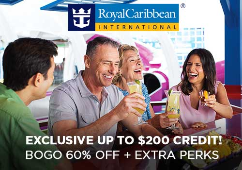 Avoya Advantage Exclusive – Buy One Get One 60% Off Cruise Fares, up to $300 Free Onboard Credit PLUS More!