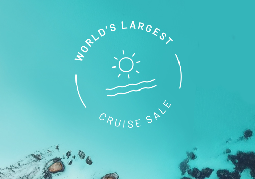 Check out our Exclusive World's Largest Cruise Sale Deals! Free Onboard Credit, Beverage Packages PLUS More!