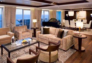 Celebrity cruises suite 1642
