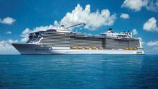 New Mega Cruise Ship Alert! Quantum of the Seas