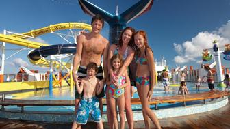 Top Cruise Lines for Multi-Generational Travel