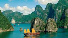 Hanoi, Halong Bay, & the Gems of Southeast Asia