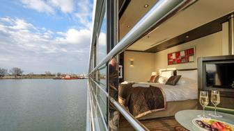 Save on the Most Comfortable River Suites in Cruising
