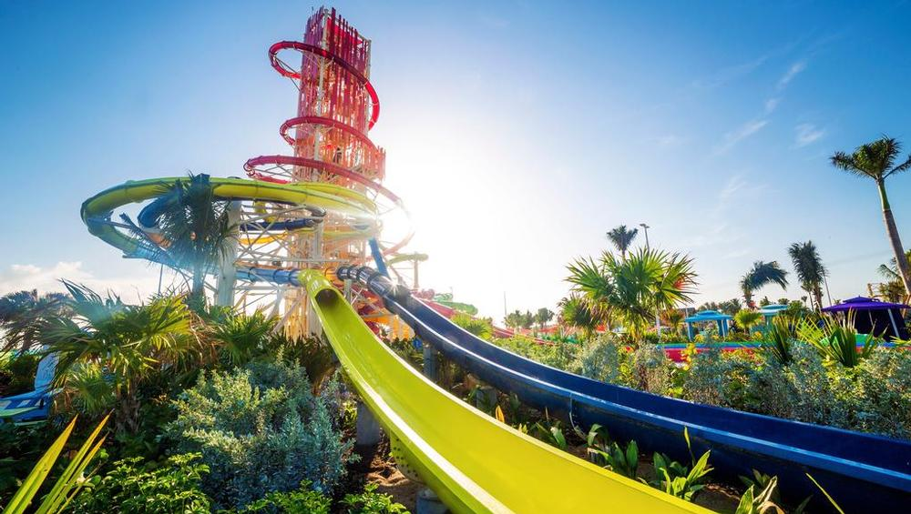 Daredevil's Tower at CocoCay Island