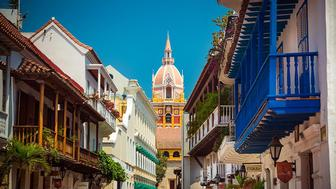 A City Full of Life: Cartagena, Colombia