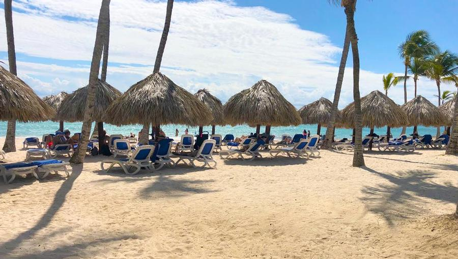 Beautiful beaches at Club Med Punta Cana