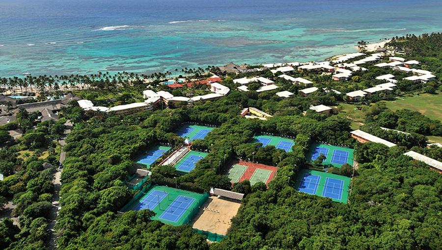 Aerial View of Club Med Punta Cana Resort