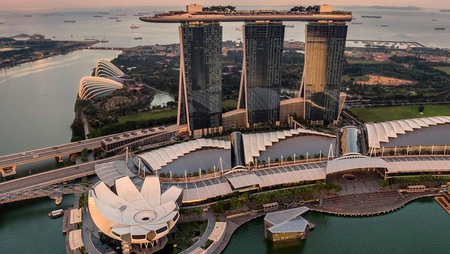 Singapore, one of Crystal Cruises trending cruise destinations