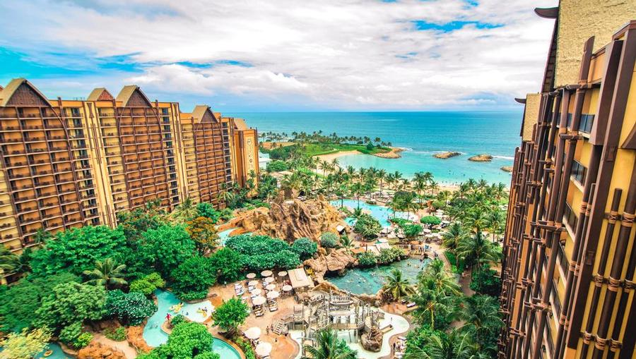 Aulani, A Disney® Resort & Spa