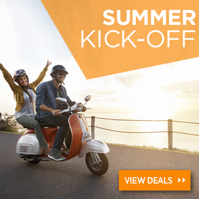Exclusive Summer Kick-Off Sale