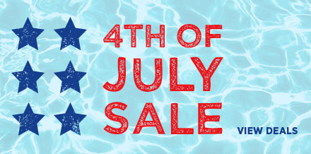Exclusive 4th of July Sale