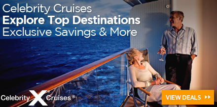 Celebrity: Exclusive Savings and Onboard Credit
