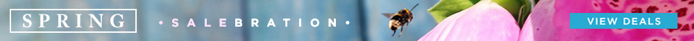 Exclusive Spring Salebration