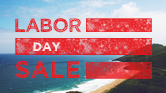 Exclusive Labor Day Sale