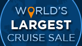 World's Largest Cruise Sale
