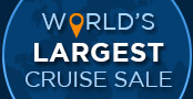 Our Exclusive World's Largest Cruise Sale Ends Friday!