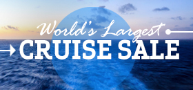 World's Largest Cruise Sale − Sailings Up to 70% Off!