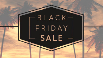 Give the Gift of Travel − Our Black Friday Sale is Here!