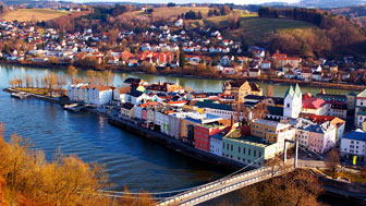 A New Way to Tour Europe − Try a River Cruise!