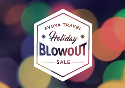 Exclusive Holiday Blowout Sale