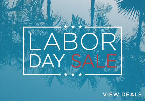 Exclusive Labor Day Sale!