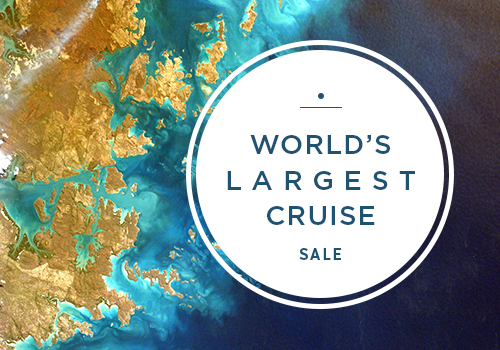 Exclusive World's Largest Cruise Sale!