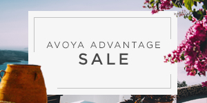 Monograms: Avoya Exclusive Call-In Special! Savings and FREE Perks valued up to $2,076!