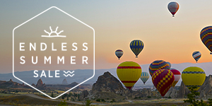 Insight: Exclusive Endless Summer Sale – Savings and FREE Perks valued up to $2,296!