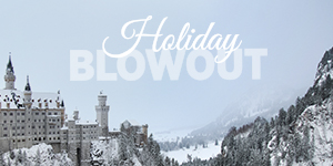 CIE Tours: Exclusive Holiday Blowout Sale – Save up to $500 on 2018 Ireland and Britain Escorted Tours!