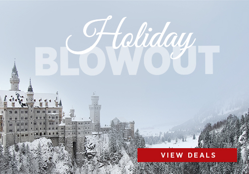 Exclusive Holiday Vacation Blowout!