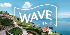 Exclusive Wave Sale – Savings and FREE Perks valued up to $3,916!