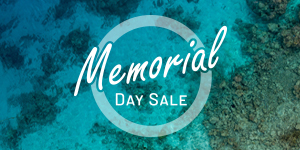 Exclusive Memorial Day Sale – Early Saver Rates, up to $50 Free Onboard Credit PLUS Reduced Deposits on 2019-2021 Sailings!