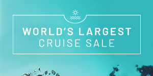 Exclusive World's Largest Cruise Sale – Up to $1,100 Free Onboard Credit, Free Gratuities, Beverage Package, Free Unlimited Internet, Free 4-Night Resort Stay PLUS More!