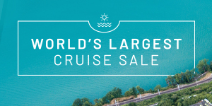 Exclusive World's Largest Cruise Sale – Free Roundtrip Airfare, Save up to $1,300 PLUS Free 4-Night Resort Stay!